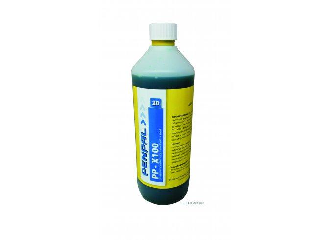 Průmyslové čištění - zesílený koncentrát do ostřikovačů 1:100
