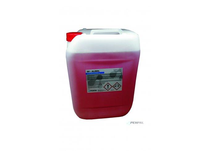 čistící a mycí prostředky pro průmysl
