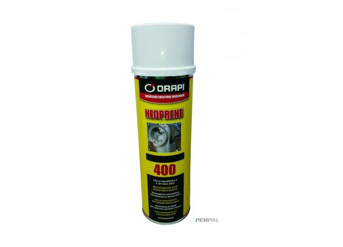 ORAPI - průmyslové lepidlo pro rychlé lepení různých druhů materiálu