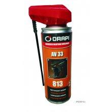Orapi - hydrofóbní prostředek, který chrání a čistí střelné zbraně