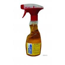 Průmyslové čištění pro nerezové plochy