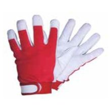 Kombinované rukavice ASTRA RED